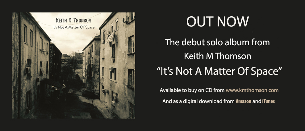 Its Not A Matter Of Space new OUT NOW Banner Marijana 2